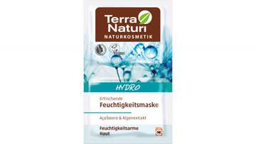 Terra Naturi Hydro erfrischende Feuchtigkeitsmaske