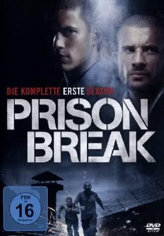 Prison Break Staffeln 1 & 2 Bundle