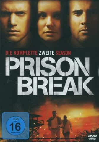 Prison Break Staffeln 1 & 2 Bundle