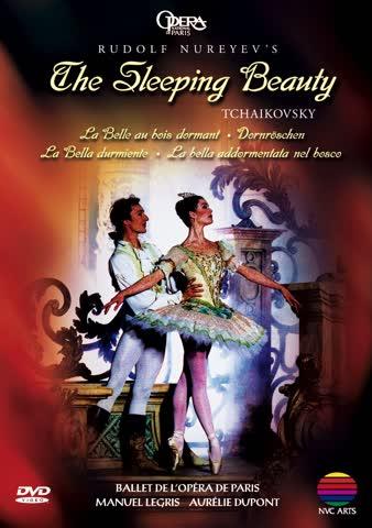 Opera & Ballet National De Paris, David Coleman & Aurélie Dupont - Tchaikovsky - Sleeping Beauty