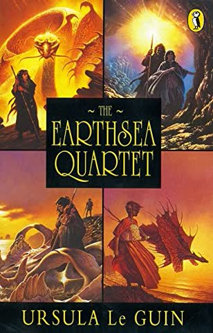 Earthsea: The First Four Books (Puffin Books)