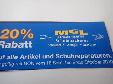 Bon Schuhmacherei, Sunnemärt Bremgarten AG