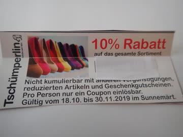 Bon Tschümperlin, Sunnemärt Bremgarten AG