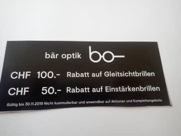 Bon Bär Optik, Sunnemärt Bremgarten AG