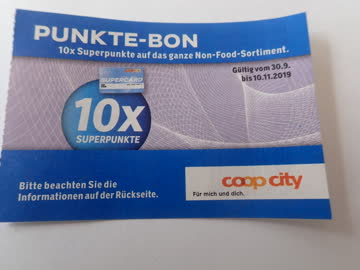 Bon COOP City, Aarau
