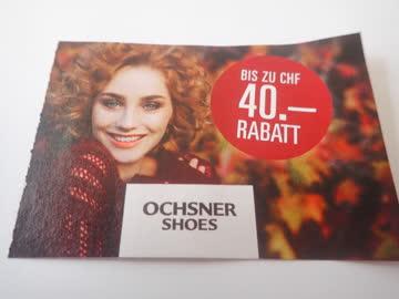 Gutschein Ochsner Shoes Rabatt
