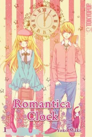 Romantica Clock. Bd.1