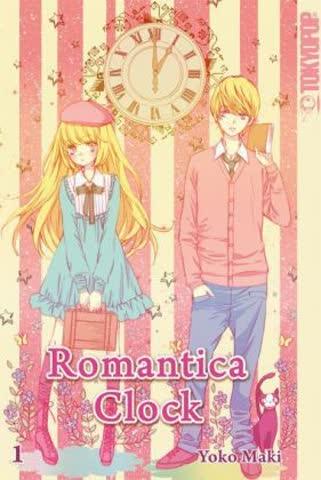 Romantica Clock. Bd.1