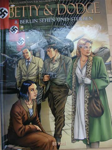BETTY & DOGE- BERLIN SEHEN UND STERBEN