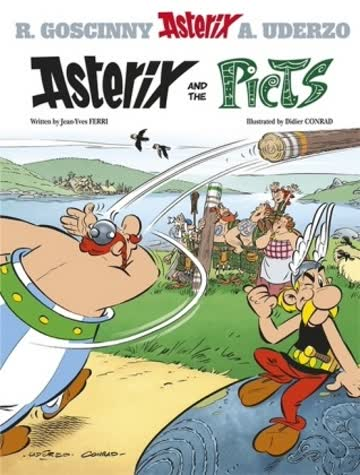 Asterix, English edition - Vol.35: Asterix and the Picts