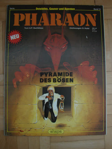 PHARAON -PYRAMIDE DES BéSEN