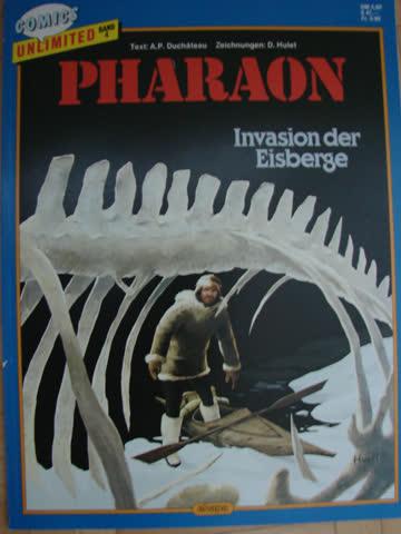 PHARAON -Invasion DER EISBERGE