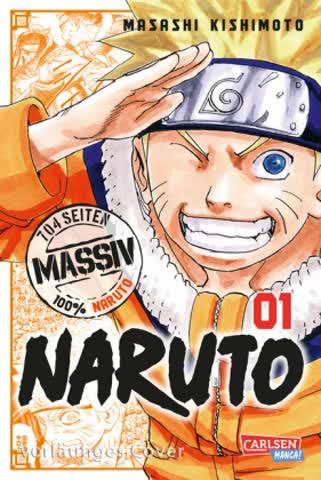 NARUTO Massiv. Bd.1