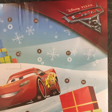 Neuer Cars Adventskalender