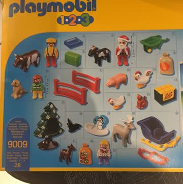 Neuer Playmobil Adventskalender