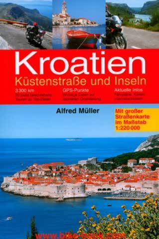 Kroatien - Küstenstrasse und Inseln: Motorradreise