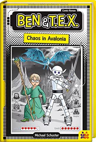Ben & T.E.X. - Chaos in Avalonia