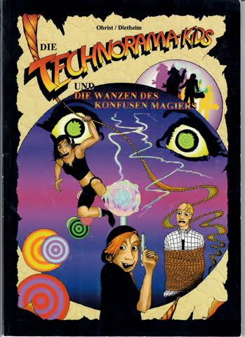 Die Technorama-Kids / Comic