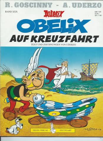Asterix auf Kreuzfahrt... Band XXX