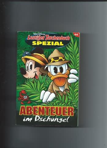 Lustiges Taschenbuch Spezial ... Band 44