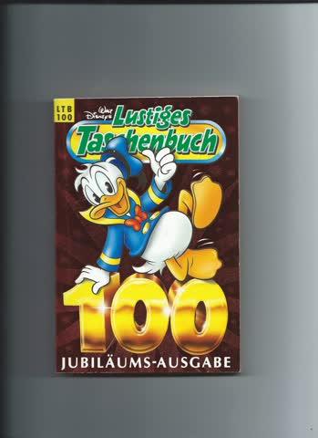 Lustiges Taschenbuch... Band 100
