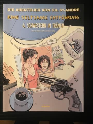 Die Abenteuer des Gil St-André. Eine seltsame Entführung. 6.