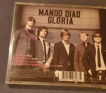 MANDO DIAO -GLORIA