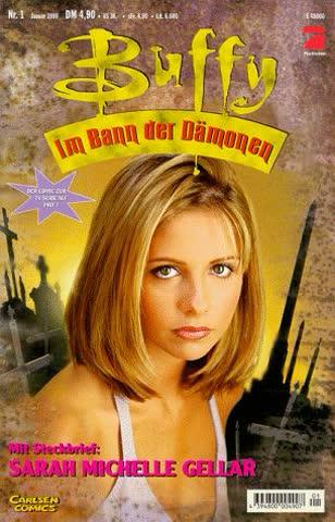 Buffy, Im Bann der Dämonen, Bd.1. ( Comic-Cover, Variant-Cover für Fachhandel)