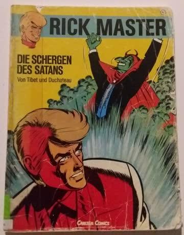 Rick Master Nr. 13