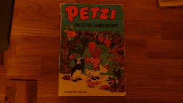 petzi sucht die zauberhöhle
