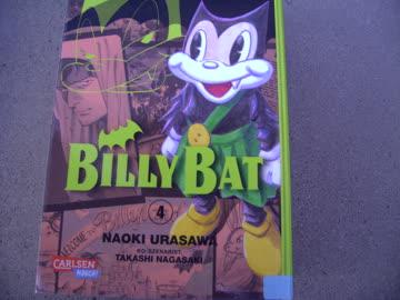 Manga Billy Bat Teil 4