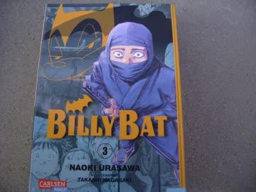 Manga Billy Bat Teil 3 (von Naoki Urasawa)