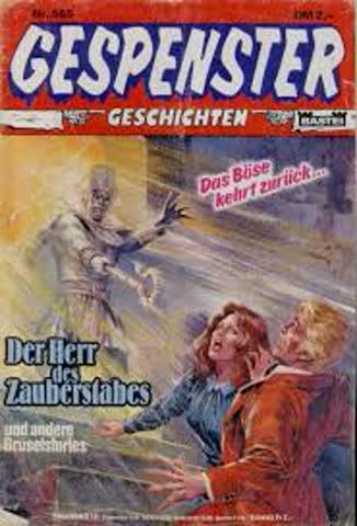 Gespenster Geschichten Nr. 565