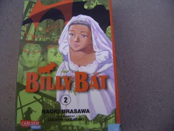 Manga: Billy Bat Teil 2 (von Naoki Urasawa)