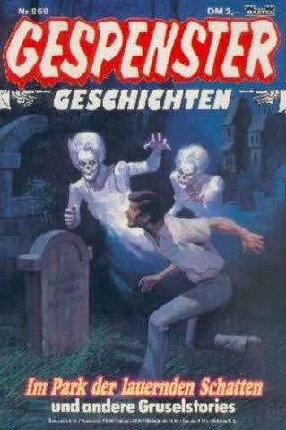 Gespenster Geschichten Nr. 859
