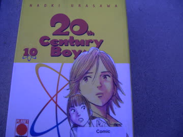 Manga 20th Century Boys Teil 10