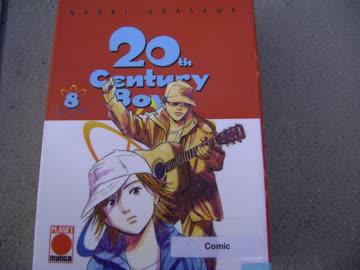 Manga 20th century boys Teil 8