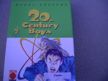 Manga 20th Century boys Teil 7