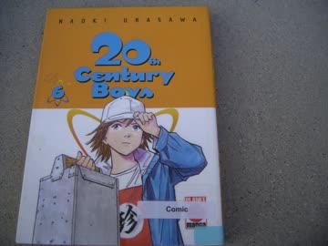 Manga 20th Century boys Teil 6