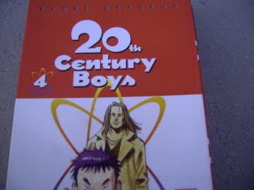 Manga (von Naoki Urasawa ) 20th Century Boys Teil 4