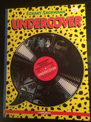 Sackmann, Eckart: Undercover