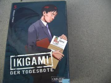 Manga IKIGAMI Der Todesbote Teil 5