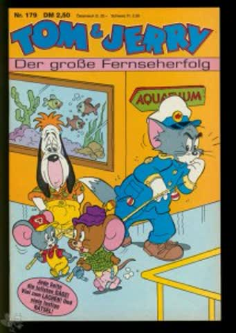 Tom & Jerry Nr. 179