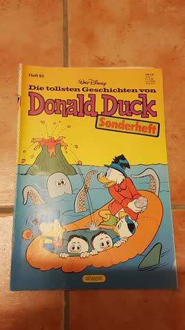 Donald Duck - Sonderheft Nr. 92