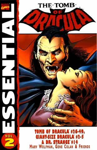Essential Tomb of Dracula vol. 2