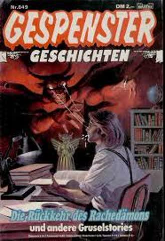 Gespenster Geschichten Nr. 849