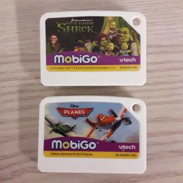 MobiGo Spiele