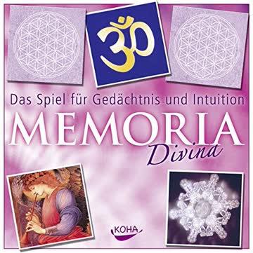 Memoria Divina: Das Spiel für Gedächtnis und Intuition
