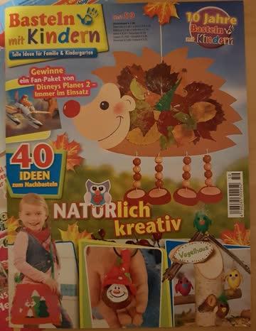 Basteln mit Kindern - Zeitschriften