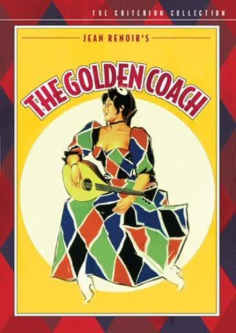 Jean Renoir's The Golden Coach (The Criterion Collection)